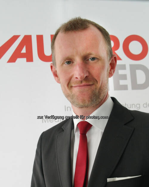 Gerald Gschlössl ist neuer Austromed Präsident : Fotocredit: Austromed, © Aussender (11.02.2016)