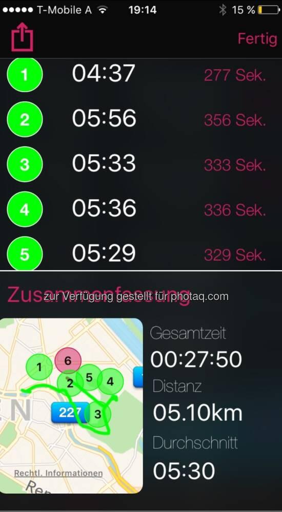 Map Von Der Aktivit U00e4t Am 10 02 2016 16 35  Josef Chladek
