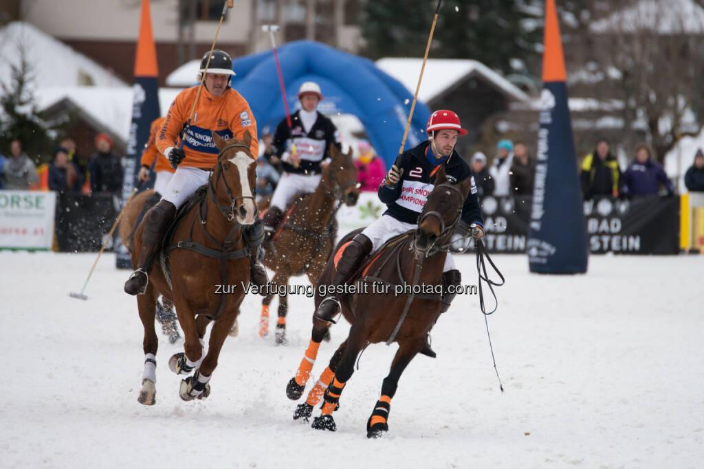 Hotel Europäischer Hof, Bad Gastein (offizielles Turnierhotel) : Snow Polo Weltcup mit Weltpremiere in Bad Gastein : Fotocredit: pipa, © Aussendung (17.02.2016)