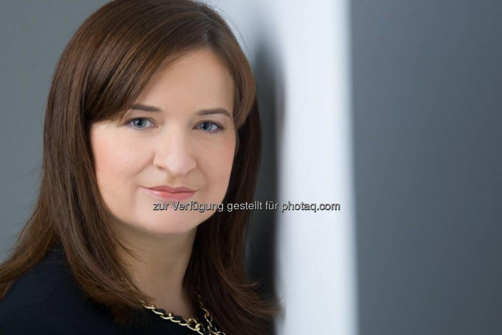 Boglárka Simonics hat die Leitung Human Resources Austria and Business Partner Europe East bei Festo übernommen : Fotocredit: Festo/Draper, © Aussender (22.02.2016)