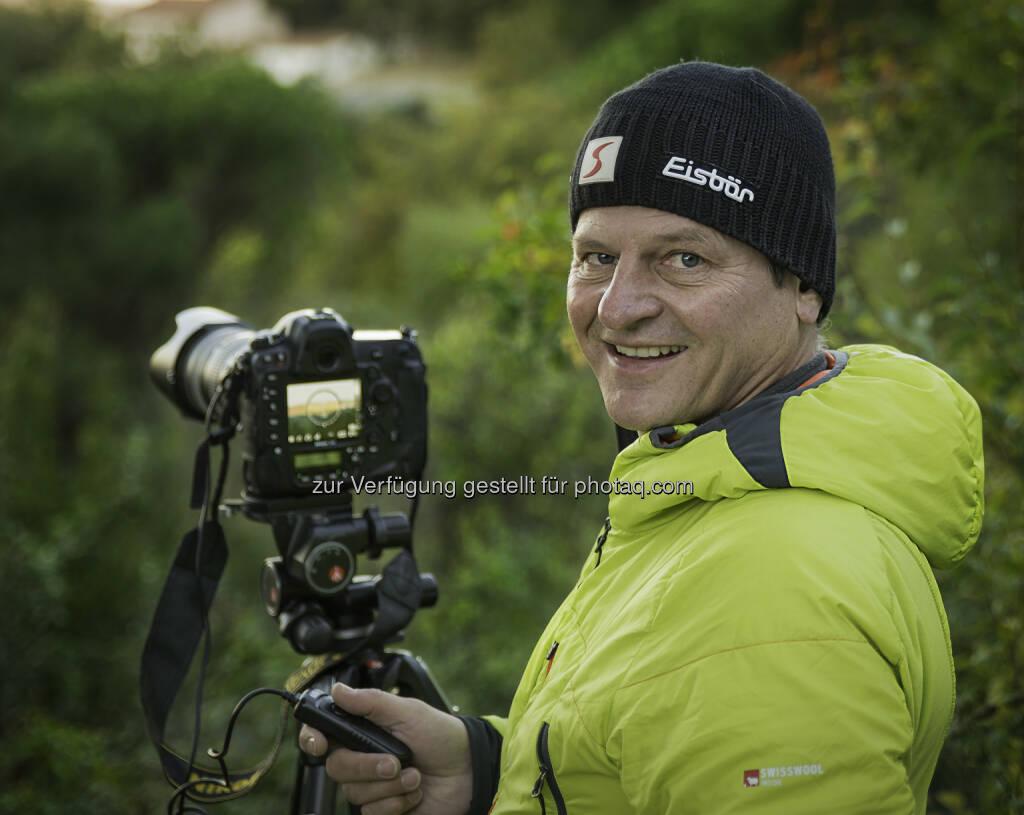 Werner Elmer : Der Tiroler Werner Elmer schaffte es als einziger österreichischer Vertreter auf die begehrte Shortlist der Sony World Photography Awards : Fotocredit: Andreas Wegscheider, © Aussendung (23.02.2016)