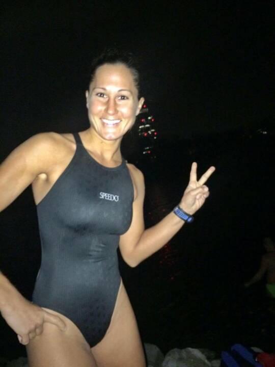 Yes! Nacht Schwimmen Monika Kalbacher