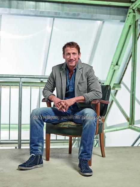 Wotan Wilke Möhring (Schauspieler) ist neuer Markenbotschafter für engbers : Fotocredit: Fotocredit: engbers GmbH & Co KG, © Aussender (25.02.2016)