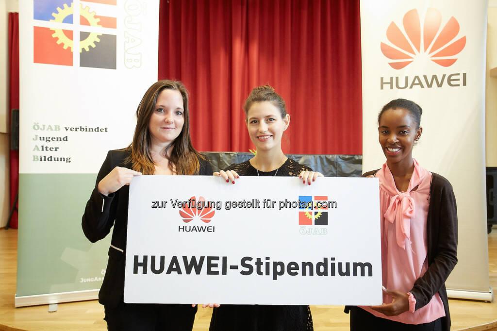 Huawei Technologies Austria GmbH: Kostenlose Wohnheimplätze: Huawei Stipendium 2016 startet (C) Huawei Technologies Austria GmbH, © Aussendung (29.02.2016)