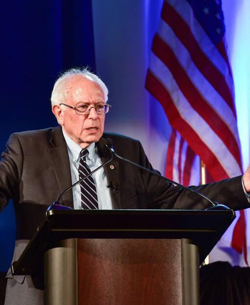 Bernie Sanders <a href=http://www.shutterstock.com/gallery-3011669p1.html?cr=00&pl=edit-00>Crush Rush</a> / <a href=http://www.shutterstock.com/editorial?cr=00&pl=edit-00>Shutterstock.com</a>, © www.shutterstock.com (01.03.2016)