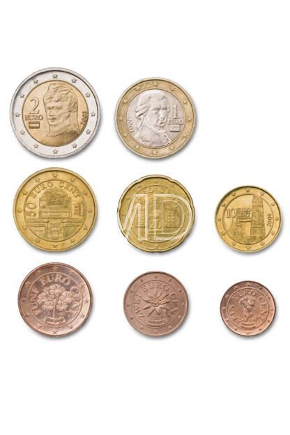 Euro Münzen, (C) Sabrina Liska, © Martina Draper (06.04.2013)