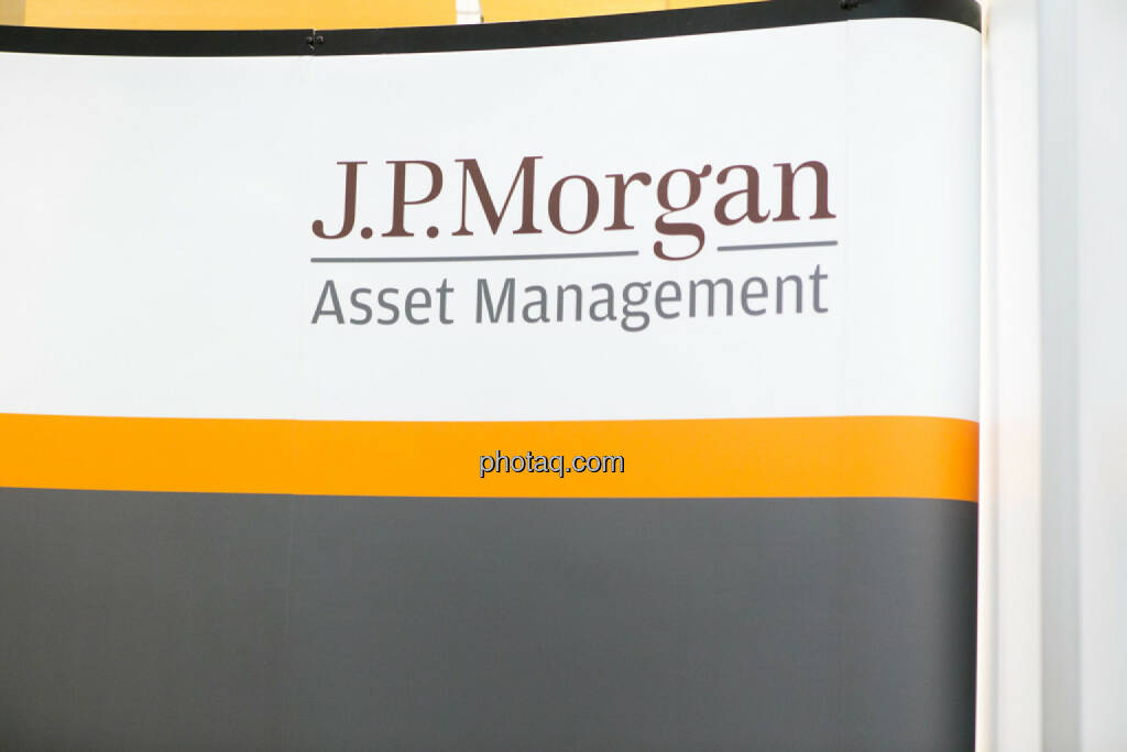 JP Morgan am Fonds Kongress, © Martina Draper/photaq (03.03.2016)