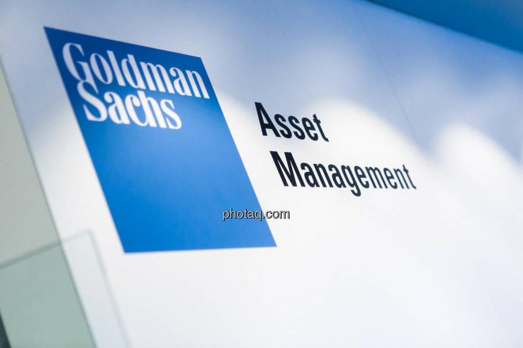 Goldman Sachs am Fonds Kongress, © Martina Draper/photaq (03.03.2016)