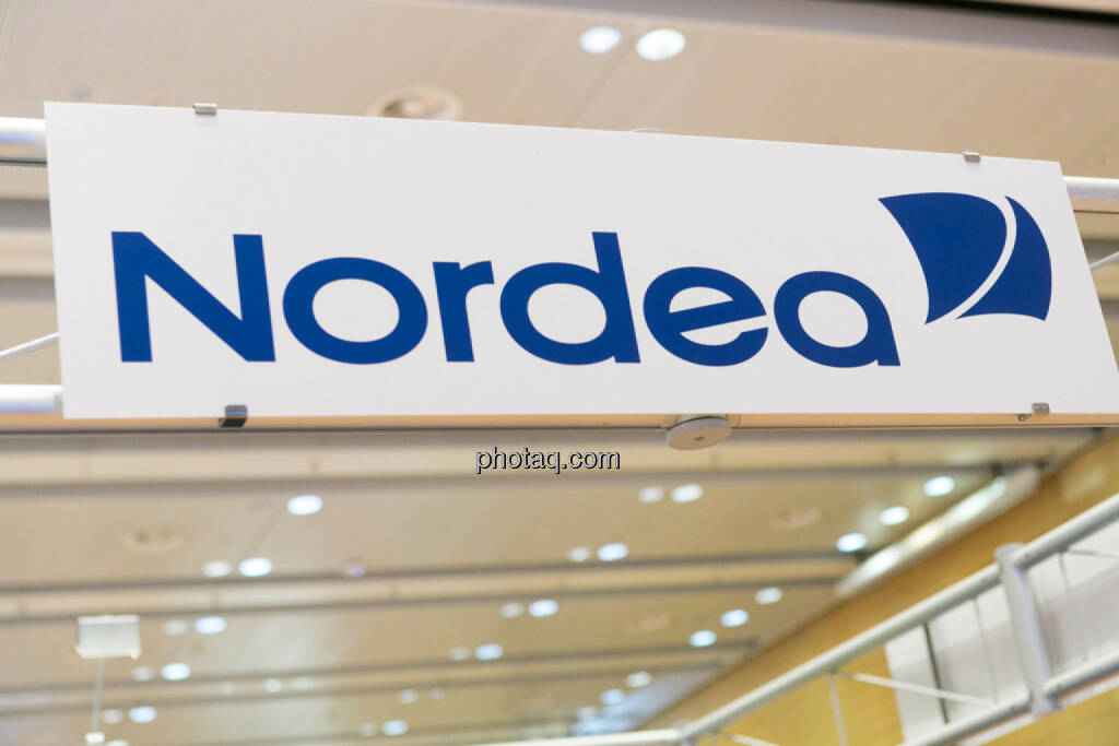 Nordea am Fonds Kongress, © Martina Draper/photaq (03.03.2016)