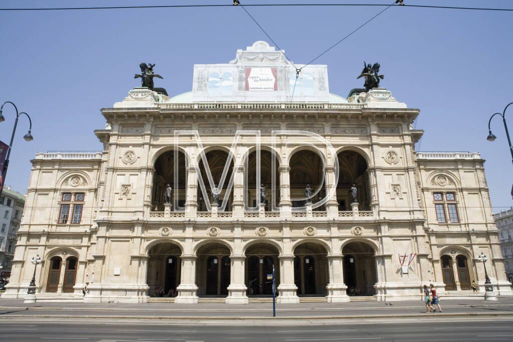 Wiener Staatsoper, © Martina Draper (06.04.2013)