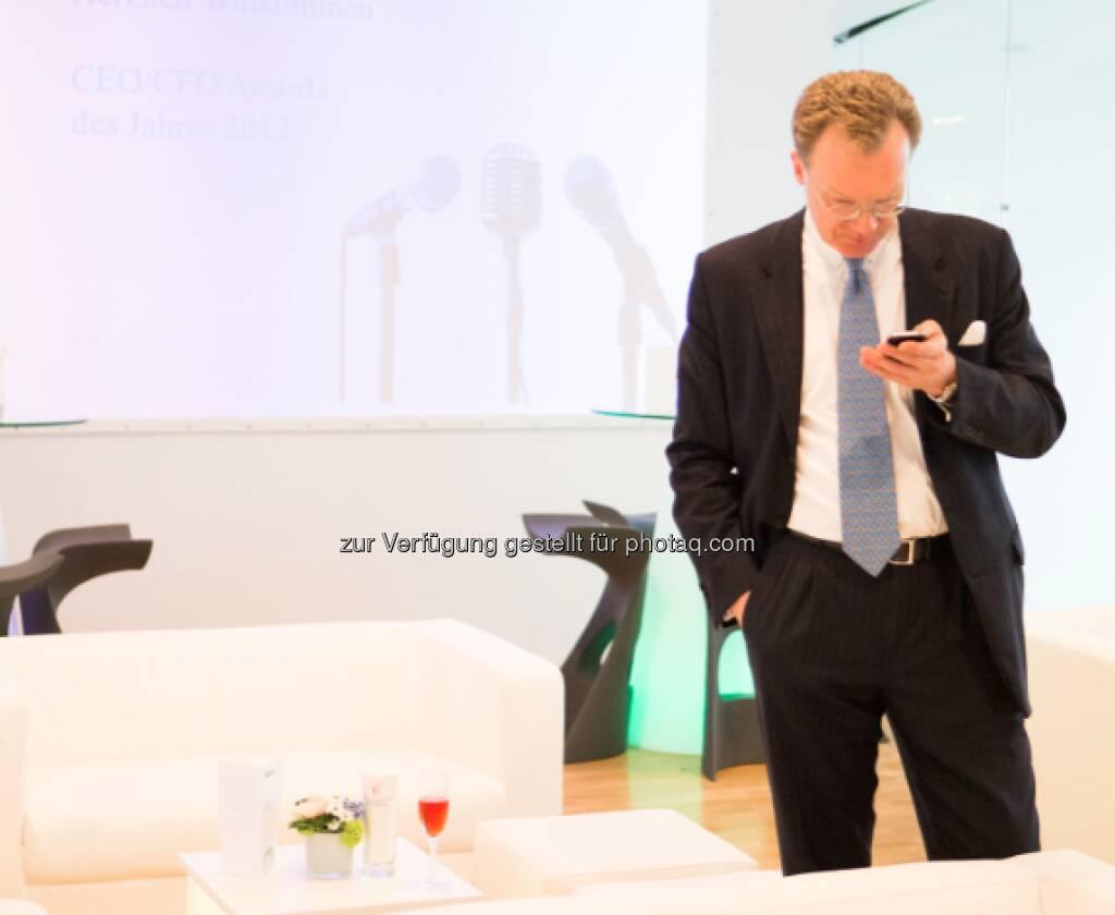Malte von Trotha, Styria, beim CEO/CFO-Award (c) Franz Reiterer für den Börse Express (06.04.2013)