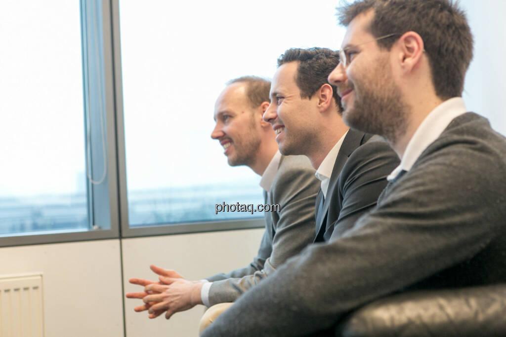 Florian Matusek, Stephan Sutor, Klemens Kraus, © Martina Draper/photaq (12.03.2016)