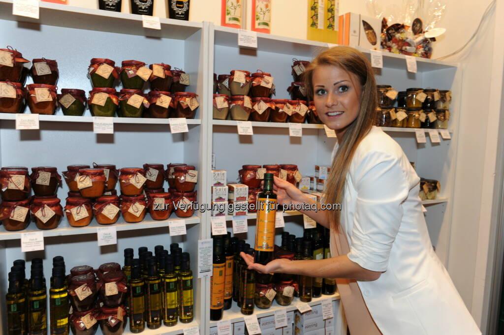 Kulinar Tulln : Österreichs größte Genuss-Messe : Präsentiert werden österreichische und internationale Spezialitäten : Fotocredit: Messe Tulln/Semrad (15.03.2016)