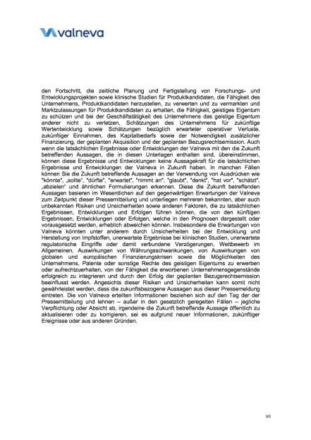 Valneva erhält $42 Mio. Auftrag der US-Regierung , Seite 3/3, komplettes Dokument unter http://boerse-social.com/static/uploads/file_790_valneva_erhält_42_mio_auftrag_der_us-regierung.pdf (16.03.2016)
