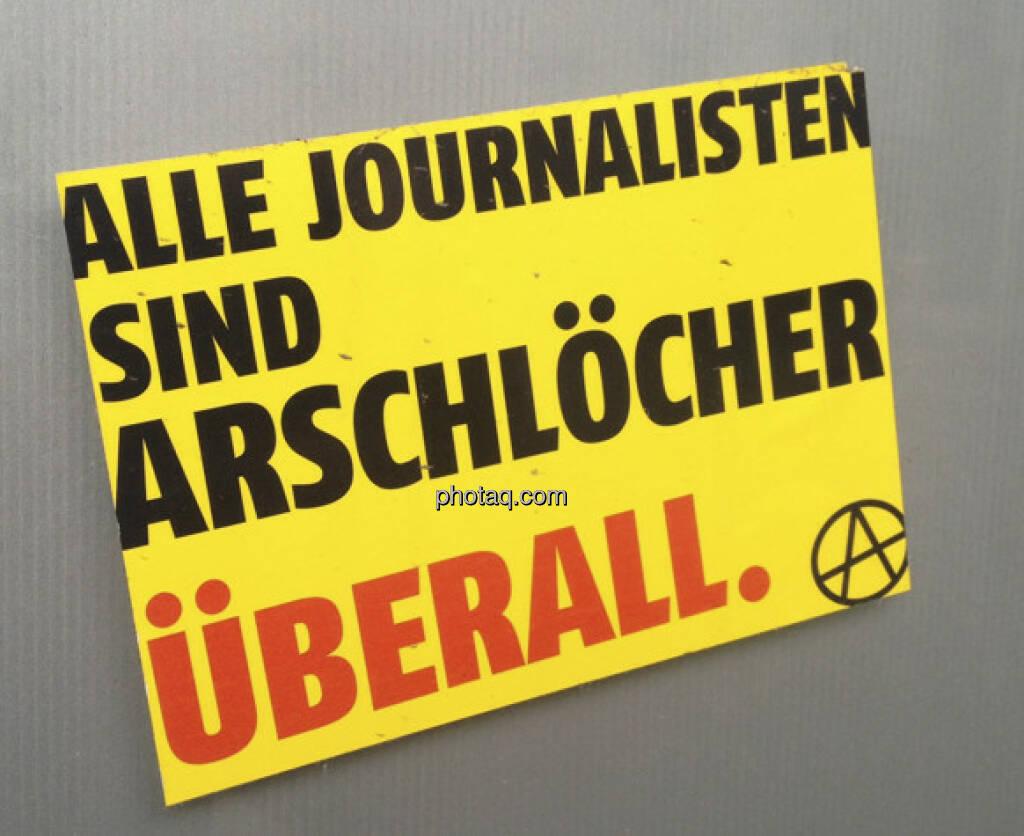Da mag eine(r) Medienmenschen und Journalisten nicht ... (08.04.2013)
