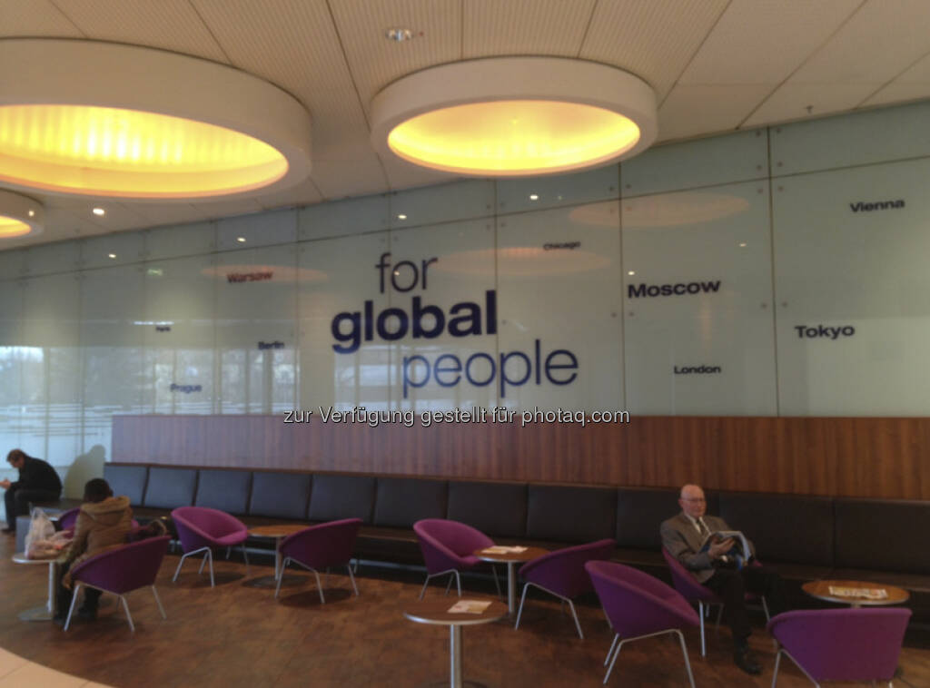 Cafe, for global people, Lounge (09.04.2013)
