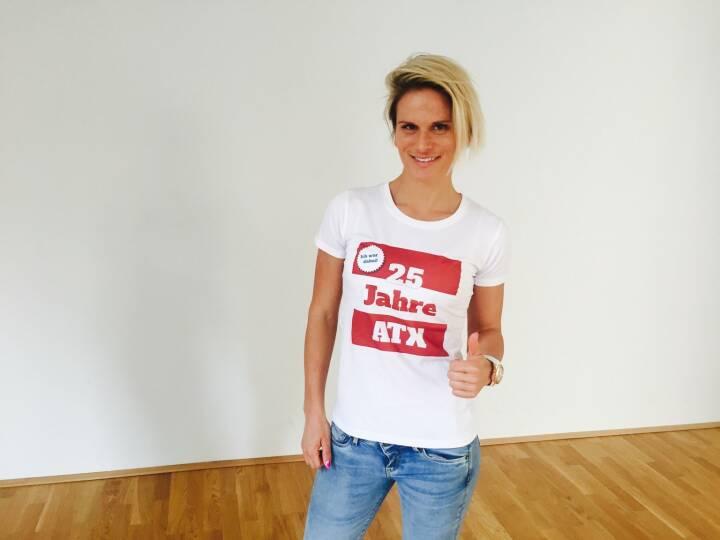 Elisabeth Niedereder 25 Jahre ATX http://www.boerse-social.com/25jahreatx