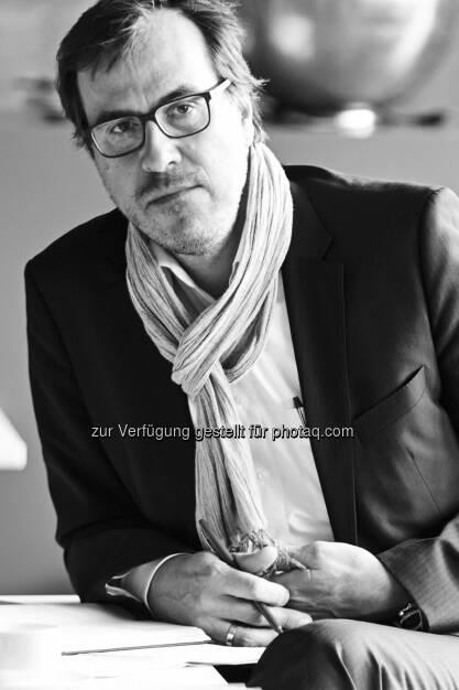 Florian Beck (Architekt, Head of Design bei ATP architekten ingenieure) : Beim Ideenwettbewerb für die neue Ortsmitte der bayrischen Gemeinde Weßling ist ATP architekten ingenieure (München) in Bewerbergemeinschaft mit Logo verde mit dem 1. Preis erfolgreich : Fotocredit: ATP/Olaf Becker, © Aussendung (18.03.2016)
