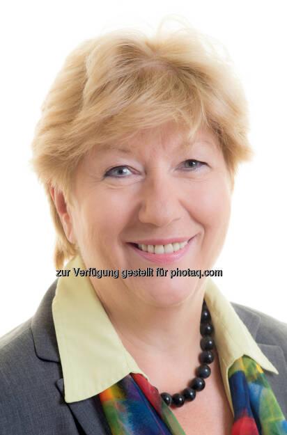 Christa Wirthumer-Hoche zur Vorsitzenden des EMA Management Board gewählt : Fotocredit: © AGES/www.wrfuerst.com, © Aussendung (18.03.2016)