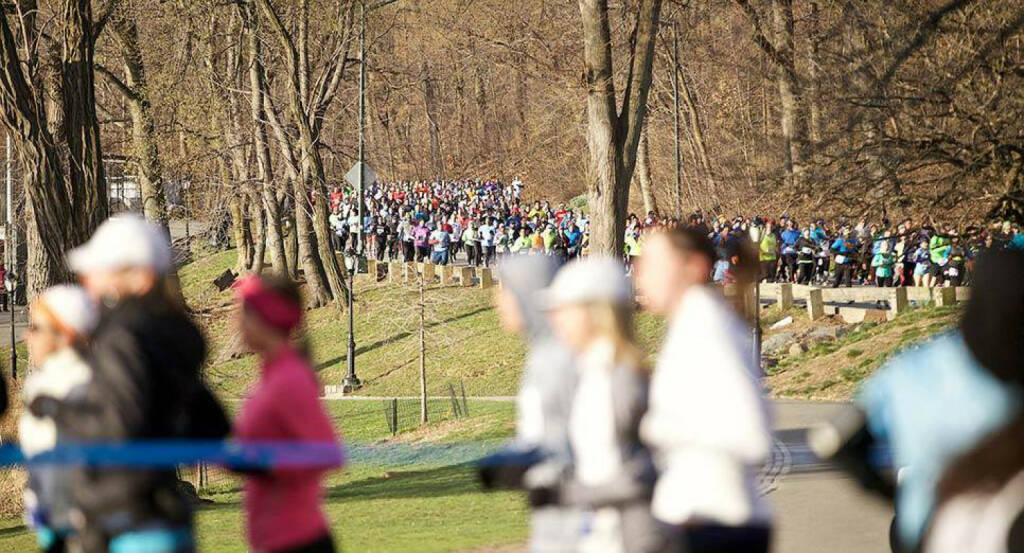 NYC Half, NYC Halbmarathon (24.03.2016)