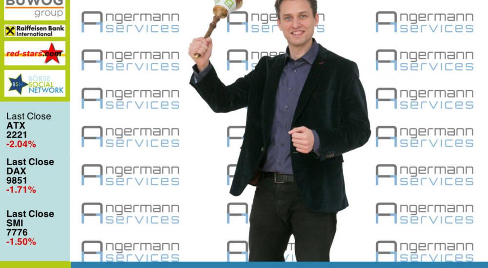 #openingbell am 29.3.: Markus Angermann läutet die Opening Bell für Dienstag. Warum Börsenkurse steigen/fallen, weiss man oft nicht. Wie man Website-Zugriffe...