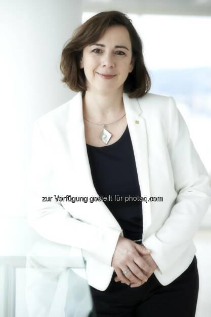 Doris Wendler : Neue Landesdirektorin der Wiener Städtischen Versicherung in Wien : Fotocredit: Wiener Städtische Versicherung/alexandra.eizinger@gmail.com, © Aussender (29.03.2016)