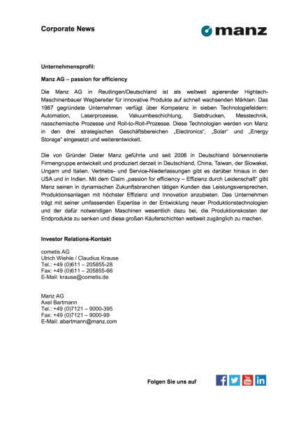 Manz Geschäftsbericht 2015 und Ausblick 2016, Seite 3/3, komplettes Dokument unter http://boerse-social.com/static/uploads/file_821_manz_geschaftsbericht_2015_und_ausblick_2016.pdf (30.03.2016)