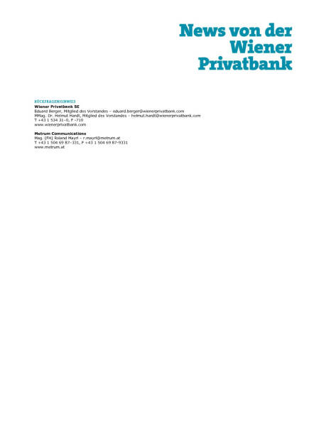 Wiener Privatbank SE: Closing der Übernahme des Valartis Bank (Austria)-Geschäfts, Seite 2/2, komplettes Dokument unter http://boerse-social.com/static/uploads/file_827_wiener_privatbank_se_closing_der_ubernahme_des_valartis_bank_austria-geschafts.pdf (01.04.2016)