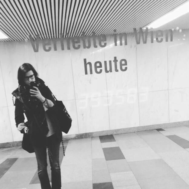 Verliebte in Wien Corinna Choun (03.04.2016)