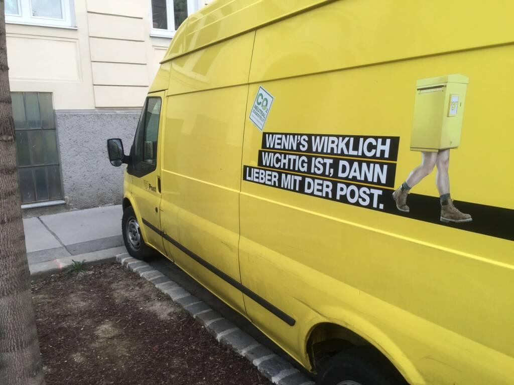 Österreichische Post, © diverse photaq (03.04.2016)