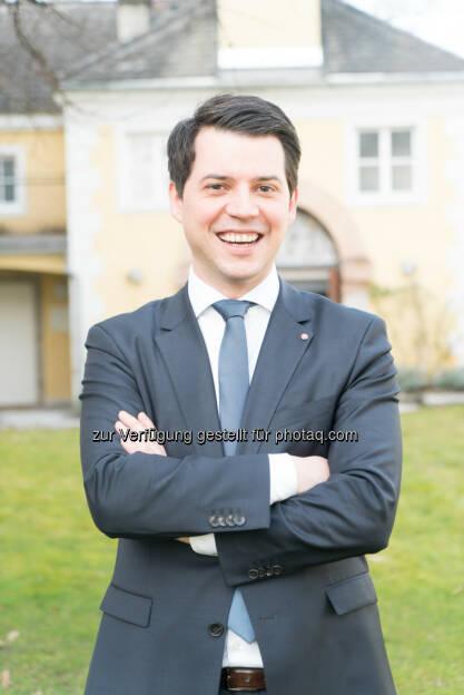 Michael Oberrauch : Neuer General Manager im Arcotel Castellani Salzburg : Fotocredit: Roman Bauer/Arcotel Hotels, © Aussendung (04.04.2016)