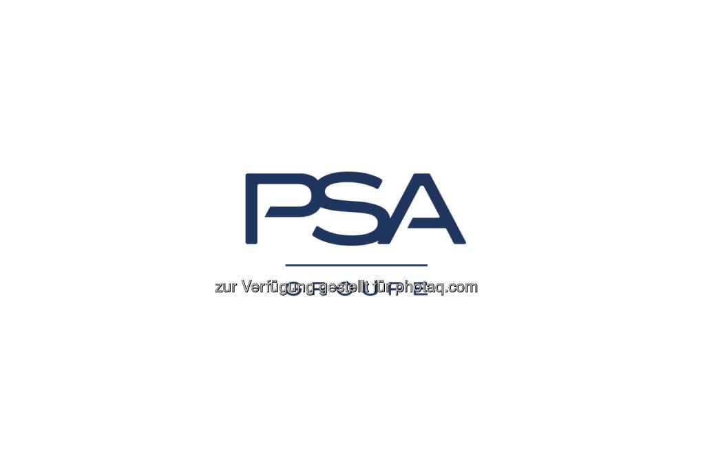 """Neues Logo der Groupe PSA : Aus PSA Peugeot Citroën wird die Groupe PSA : Das Unternehmen stellt sich als """"Groupe PSA"""" mit neuem Logo vor : Mit der Strategie """"Push to Pass"""" wird ein neues Kapitel in der Konzerngeschichte aufgeschlagen : Fotocredit: Groupe PSA, © Aussendung (05.04.2016)"""