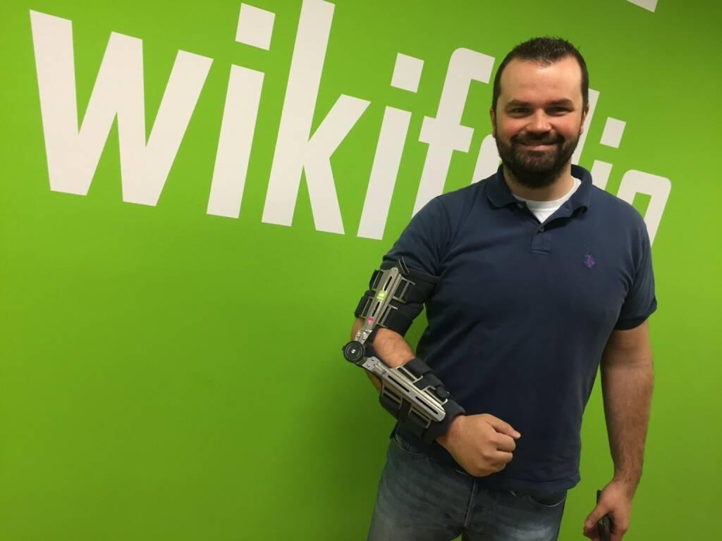 Mit wikifolios Robo-Advisor Stefan Greunz (07.04.2016)