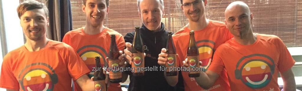 Runplugged Bier (12.04.2016)