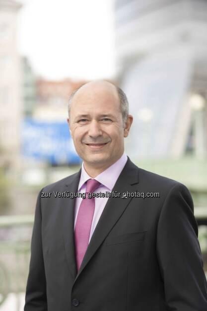 Robert Linke : Neuer Uniqa Konzernpersonalchef : Fotocredit: Uniqa/Titz, © Aussender (12.04.2016)