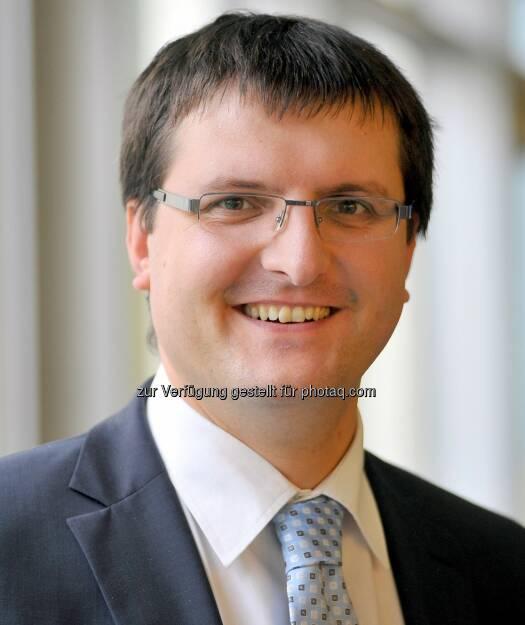 Thomas Klikovics :  LBG Österreich beruft Thomas Klikovics in die Geschäftsführung : Fotocredit: LBG Österreich GmbH, © Aussendung (13.04.2016)