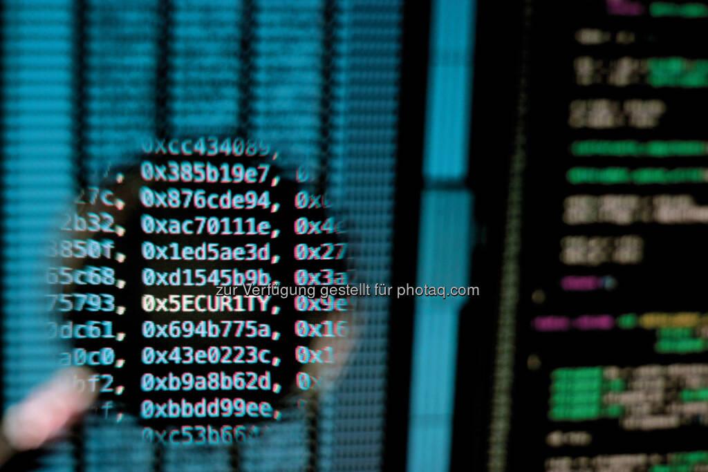 Symbolbild IT-Sicherheit : Cyber-Abwehr in der Praxis : Fachtagung von Computer Measurement Group Austria and Eastern Europe (CMG-AE) und FH St. Pölten, 19.04.2016 : Fotocredit: FH St. Pölten , © Aussendung (13.04.2016)