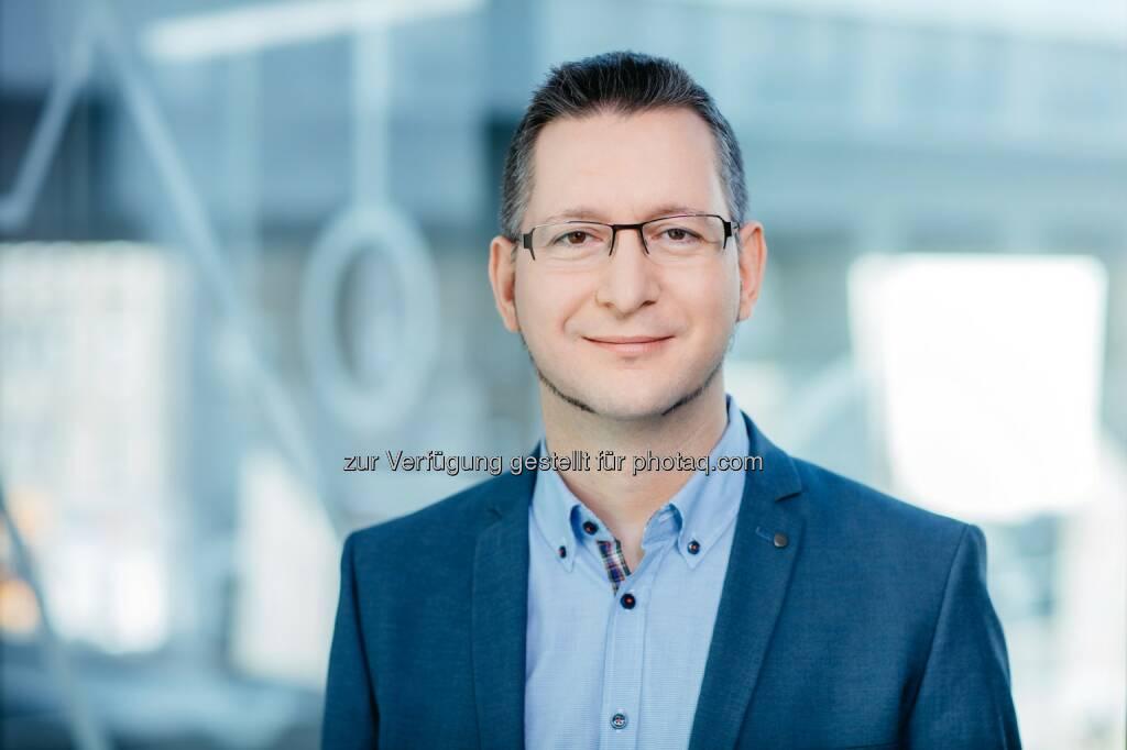 Andreas Öhlinger verstärkt als Key Account Manager das UFH-Team : Fotocredit: UFH/ Ian Ehm, © Aussender (13.04.2016)