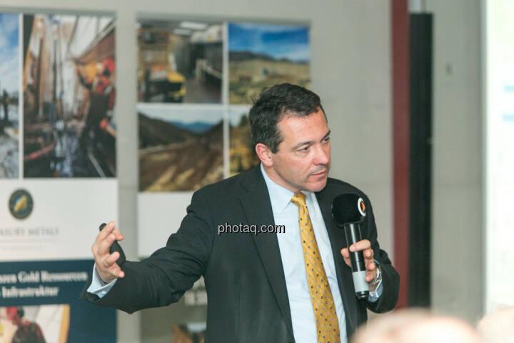 Corrado de Gasperis (Comstock Mining)