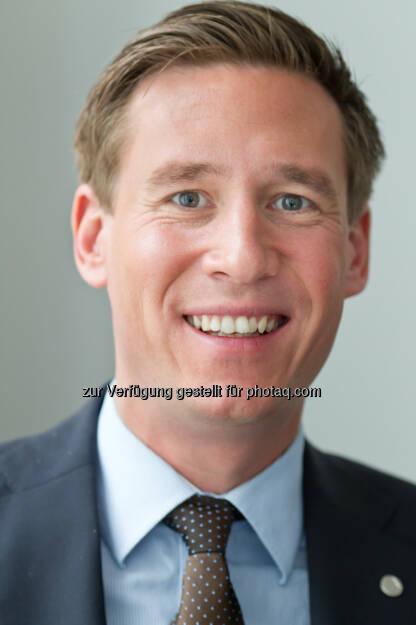 Manuel Reiberg : Neuer Vizepräsident des Forums der forschenden pharmazeutischen Industrie in Österreich (FOPI) : Fotocredit: Daiichi Sankyo, © Aussender (15.04.2016)
