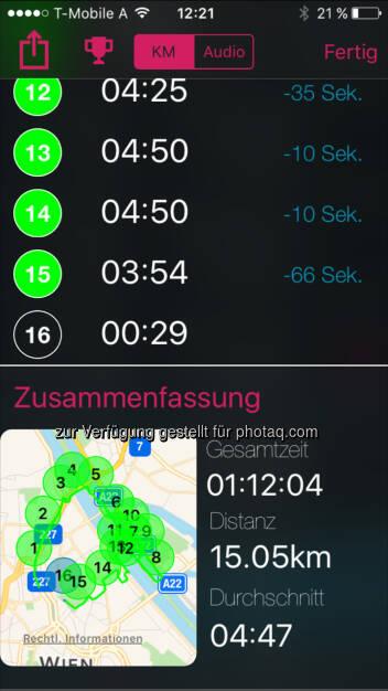 Endbeschleunigung (16.04.2016)