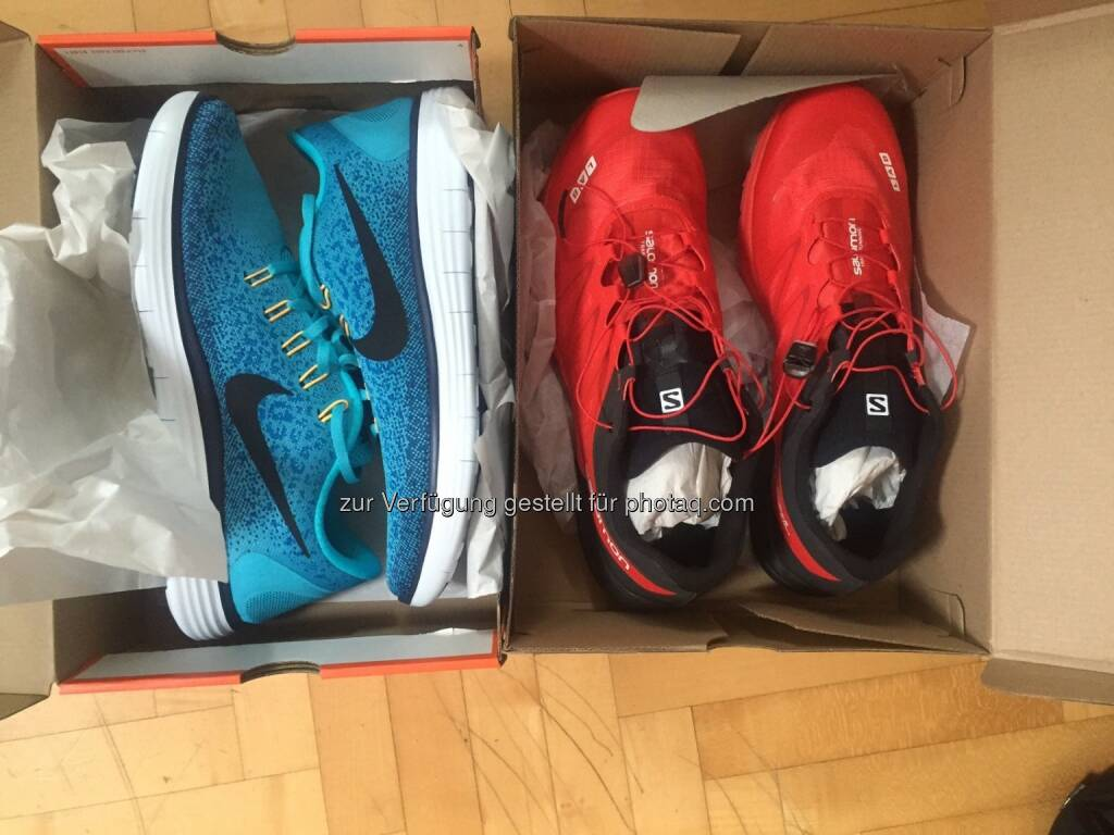 1x Nike, 1x Salomon by WeMoveRunningstore (16.04.2016)
