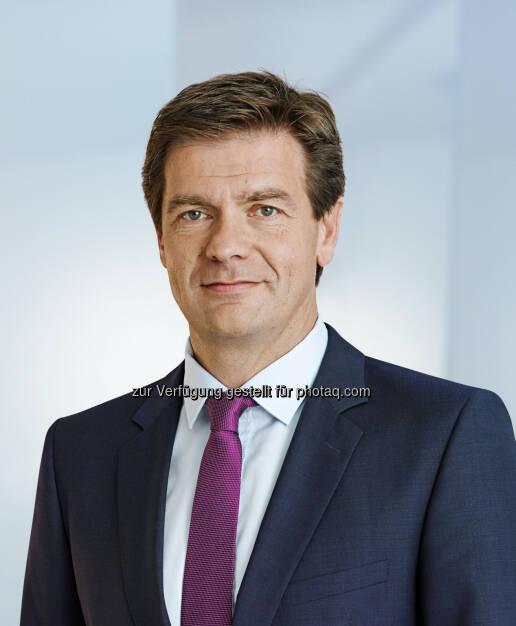 Thomas Storck übernimmt Geschäftsführungsvorsitz von Metro Cash & Carry Deutschland : © Metro Group, © Aussender (18.04.2016)