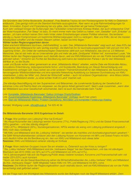 Lobby der Mitte: Mittelstand will sich gegen Zerstörung wehren, Seite 2/4, komplettes Dokument unter http://boerse-social.com/static/uploads/file_911_lobby_der_mitte_mittelstand_will_sich_gegen_zerstorung_wehren.pdf (19.04.2016)