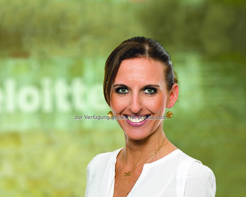 Mirjam Ernst : Deloitte Österreich: Mirjam Ernst ist neue Leiterin für Marketing & Communications : Fotocredit:  Feel Image Felicitas Matern, © Aussendung (20.04.2016)