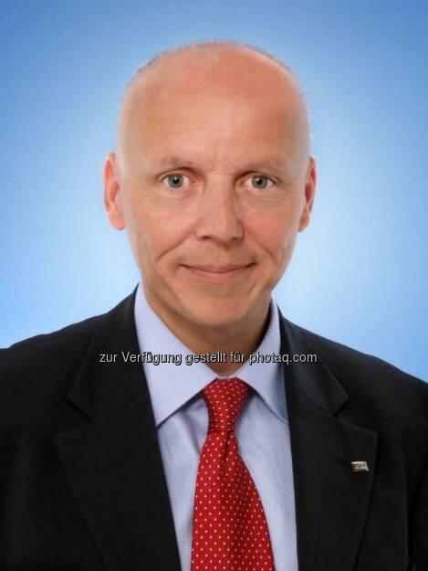 Christian Bayer (TÜV AUSTRIA Akademie) : Neuer Sprecher der Plattform Erwachsenenbildung : Fotocredit: TÜV Austria Akademie, © Aussender (20.04.2016)