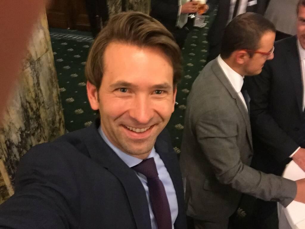 Roman Przibylla Selfie, HSBC (22.04.2016)
