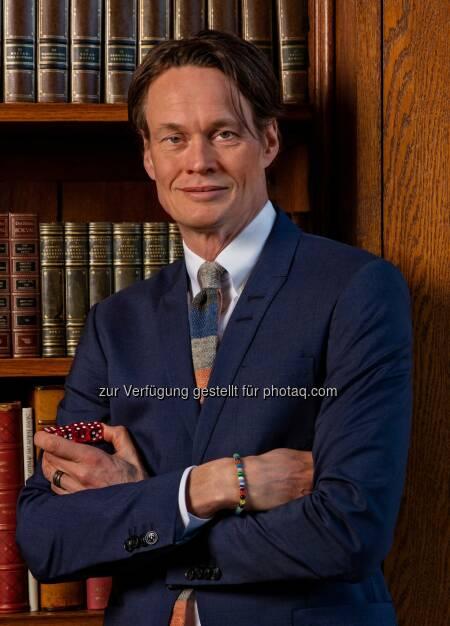 Jesper Kärrbrink : Neuer CEO von Mr Green Ltd in Malta : Fotocredit: Mr Green Ltd/Berglund, © Aussender (27.04.2016)