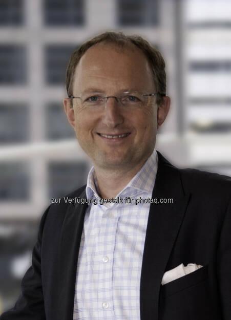 Gerald Kühr übernimmt als neuer Chief Customer Officer die Führung der weltweiten Konzern-Vertriebsorganisation : Fotocredit: Unilever Austria GmbH/Ron van Mark, © Aussender (28.04.2016)