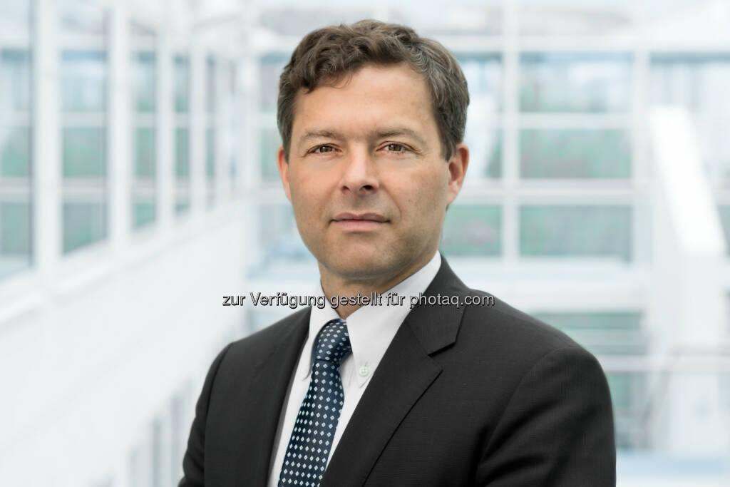 Michael Stephan : Neuer Kaufmännischer Geschäftsführer und CFO bei Lahmeyer : Fotocredit: Lahmeyer International GmbH, © Aussender (02.05.2016)